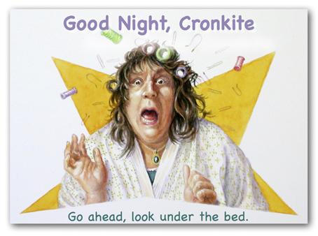 Good Night Cronkite
